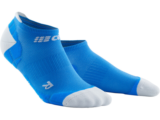 cep Ultralight Calcetines No Show Hombre, electric blue/light grey